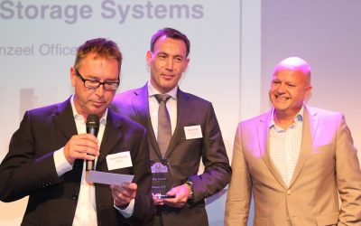 Bruynzeel Storage Systems remporte le Benelux Office Awards 2014